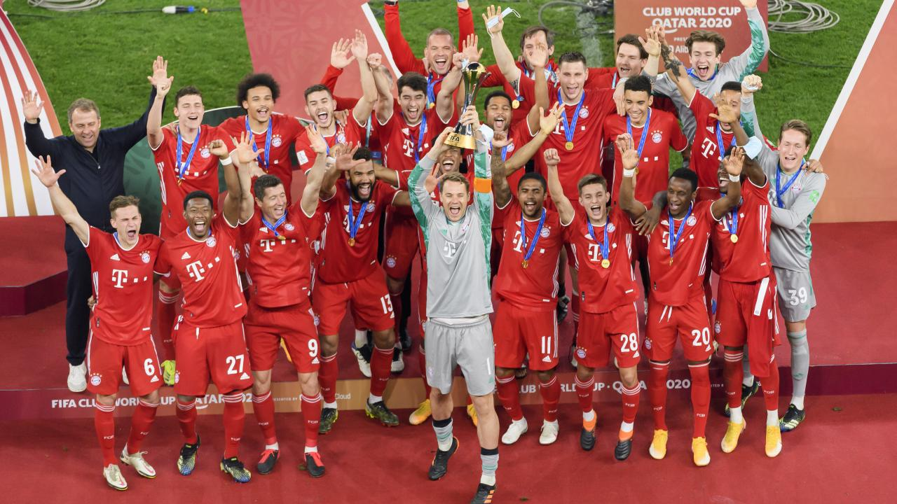 Bayern Munich wins Club World Cup