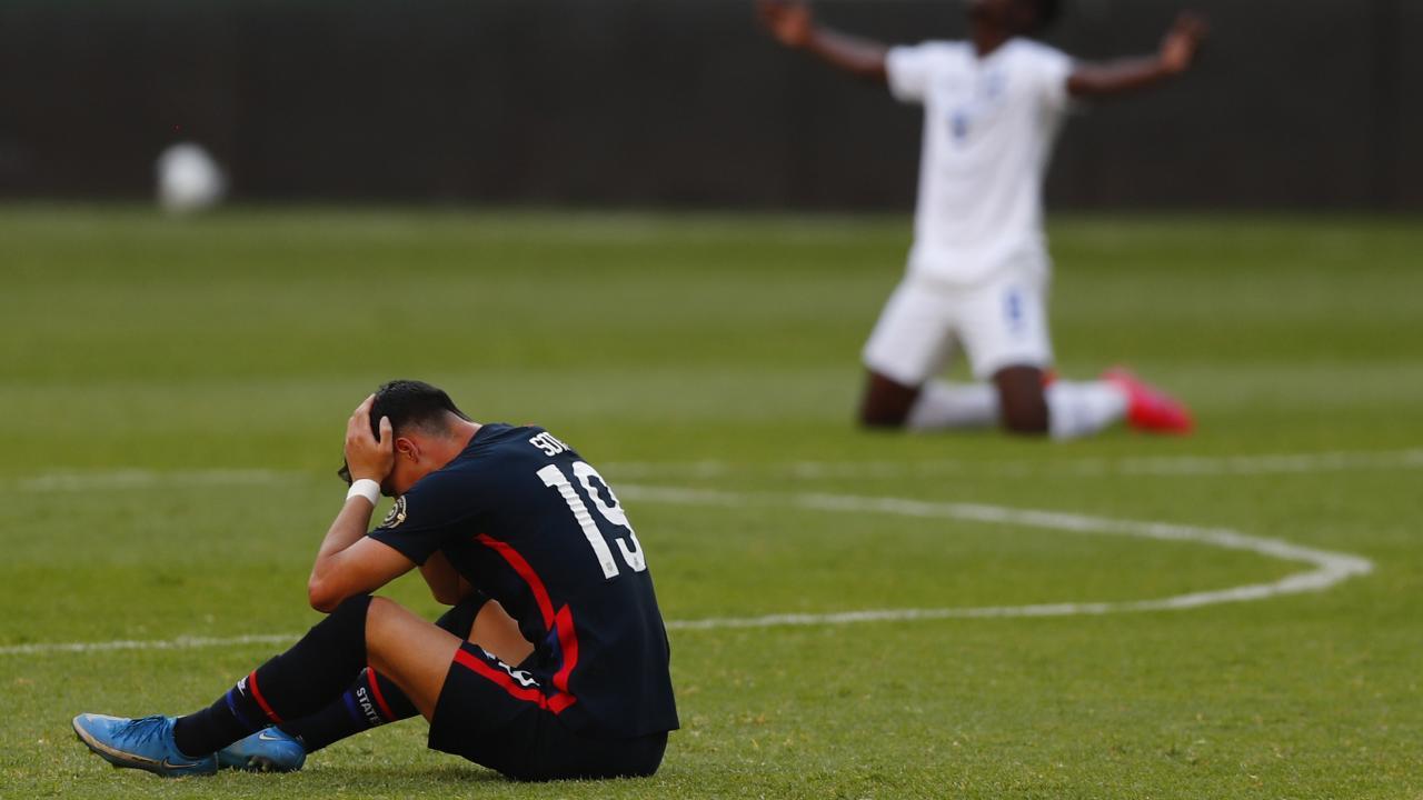 USA vs Honduras