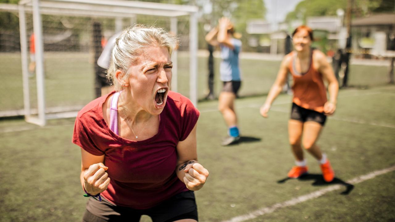 Soccer and PBJs