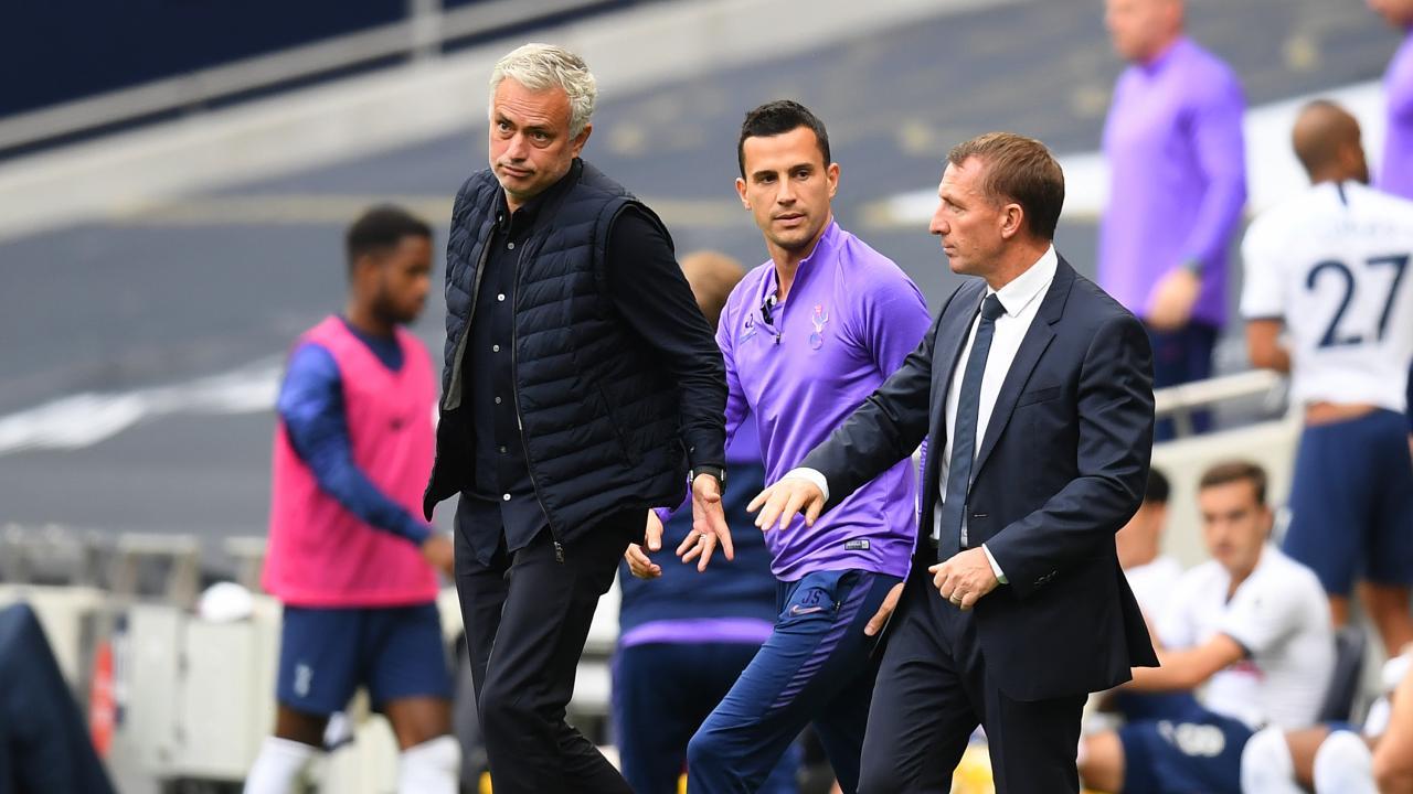 How to say Jose Mourinho