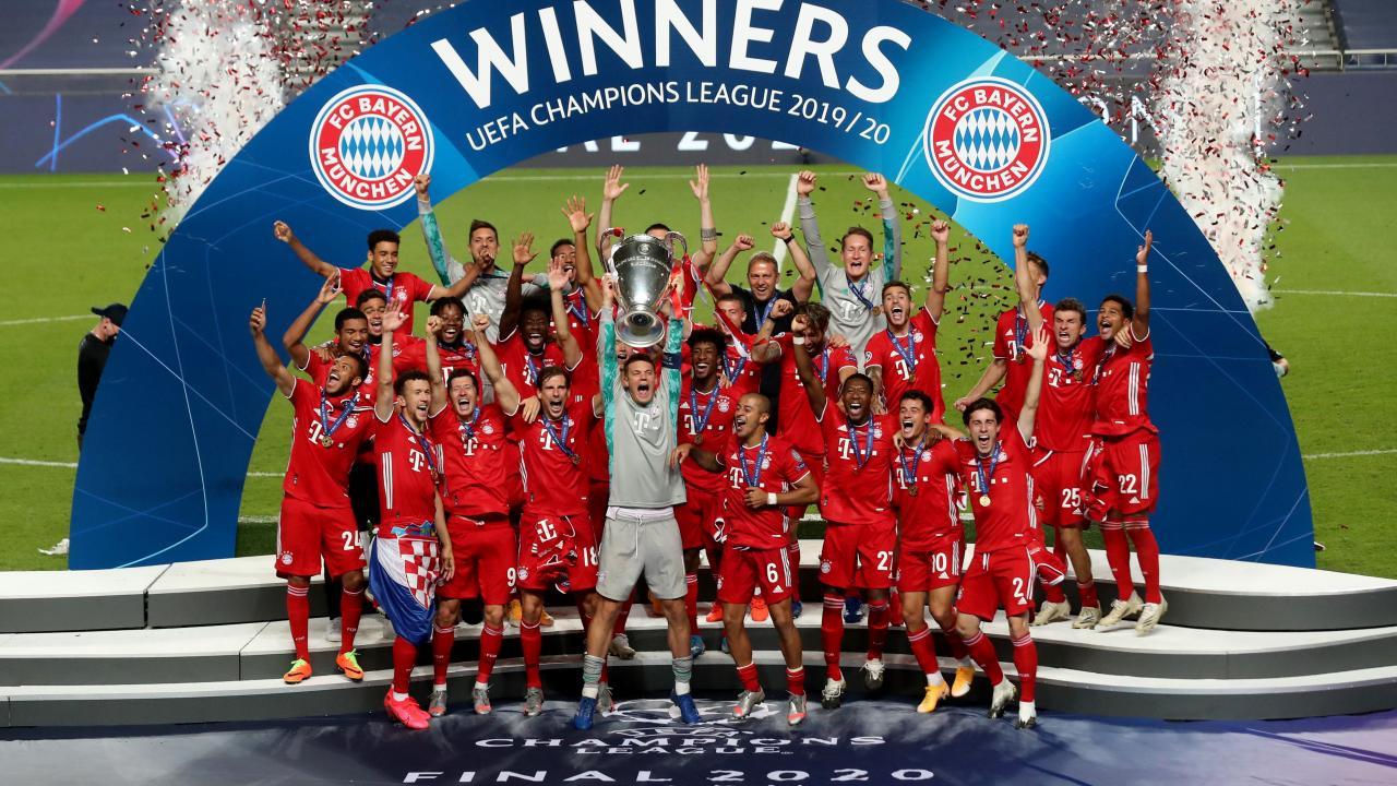 Champions League changes