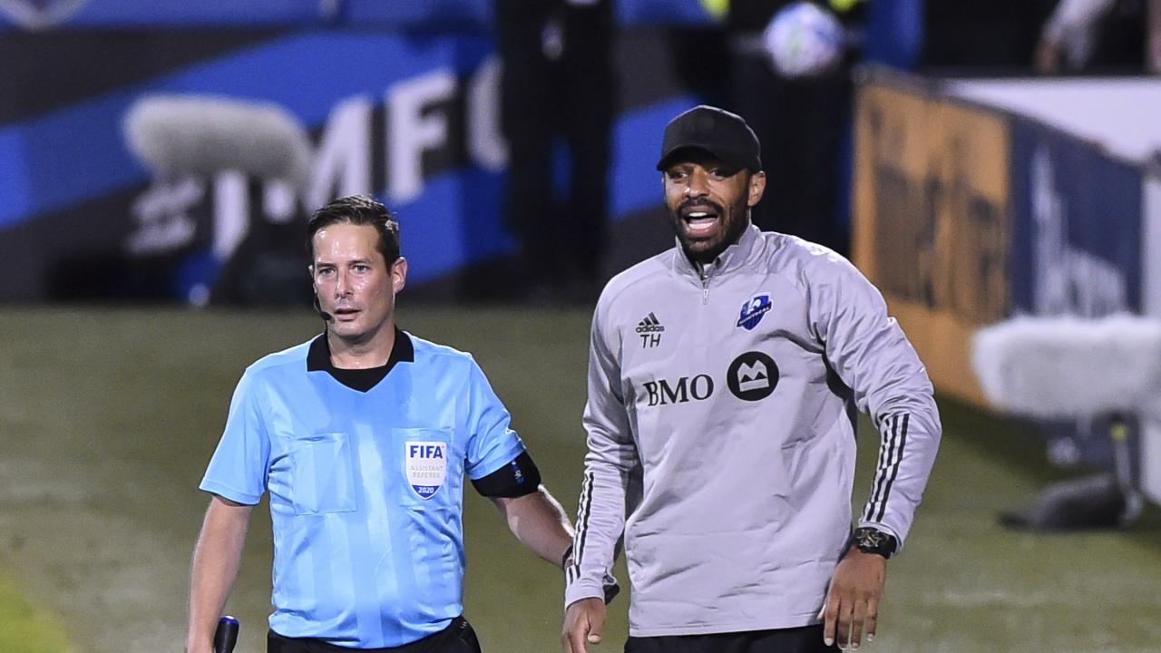 Thierry Henry Montreal Impact