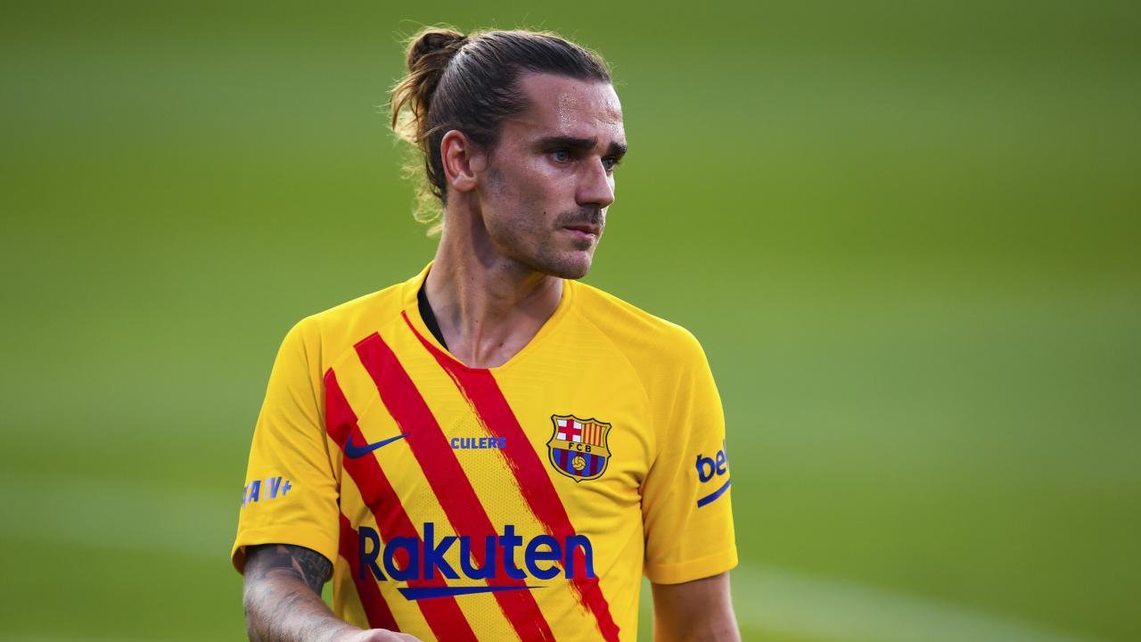 Antoine Griezmann Barcelona role