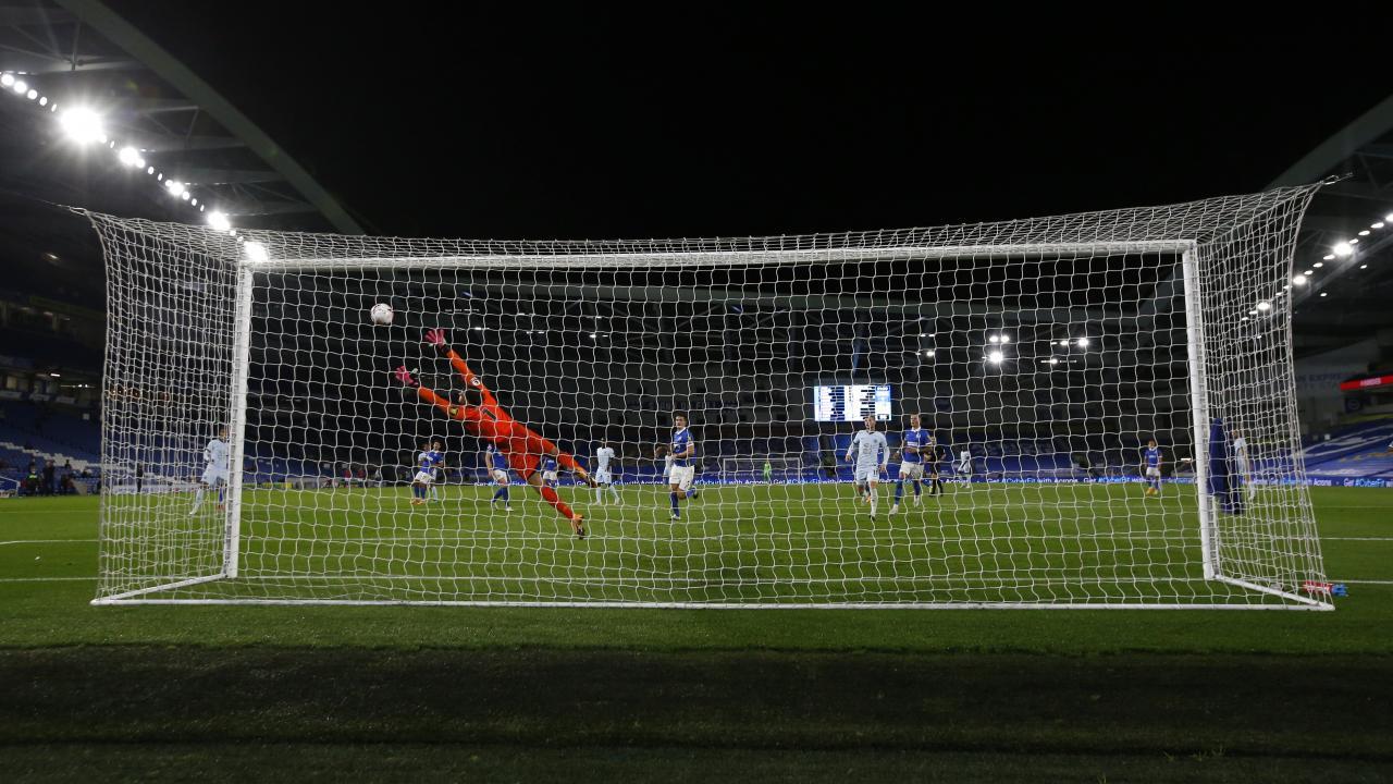 Reece James goal vs Brighton
