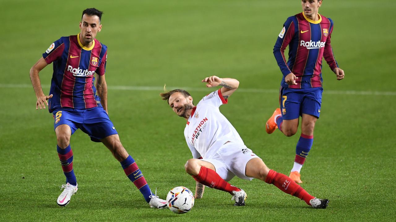 Barcelona vs Sevilla
