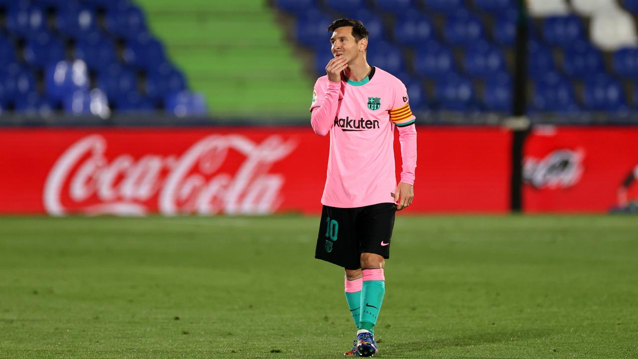 Lionel Messi Champions League