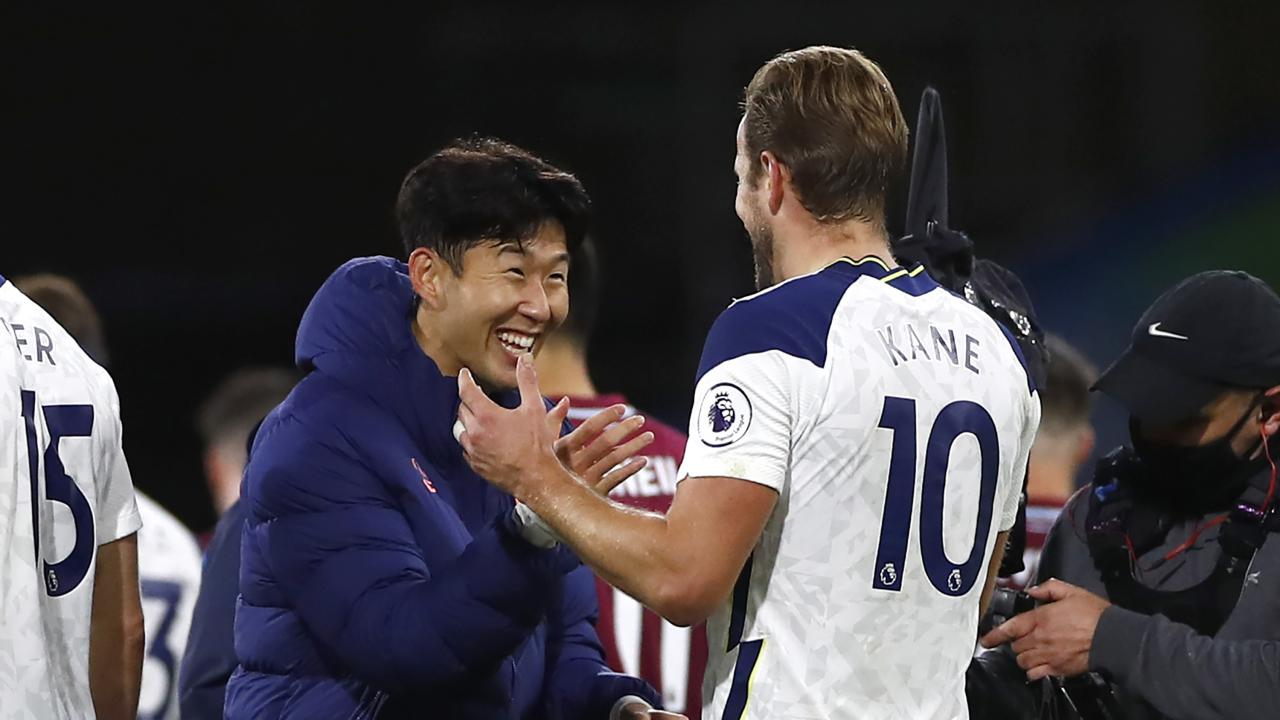 Tottenham Played Today So Harry Kane Assisted On A Son Heung-min Goal |  The18