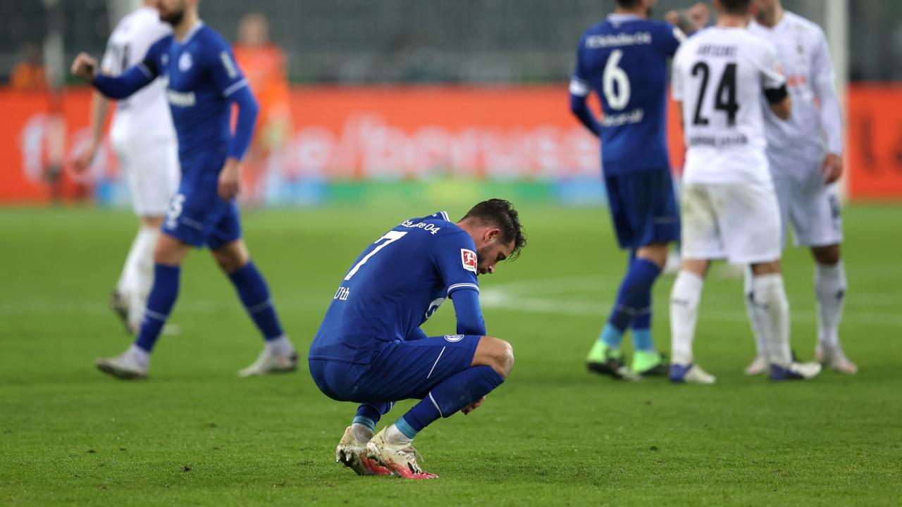 Schalke winless streak