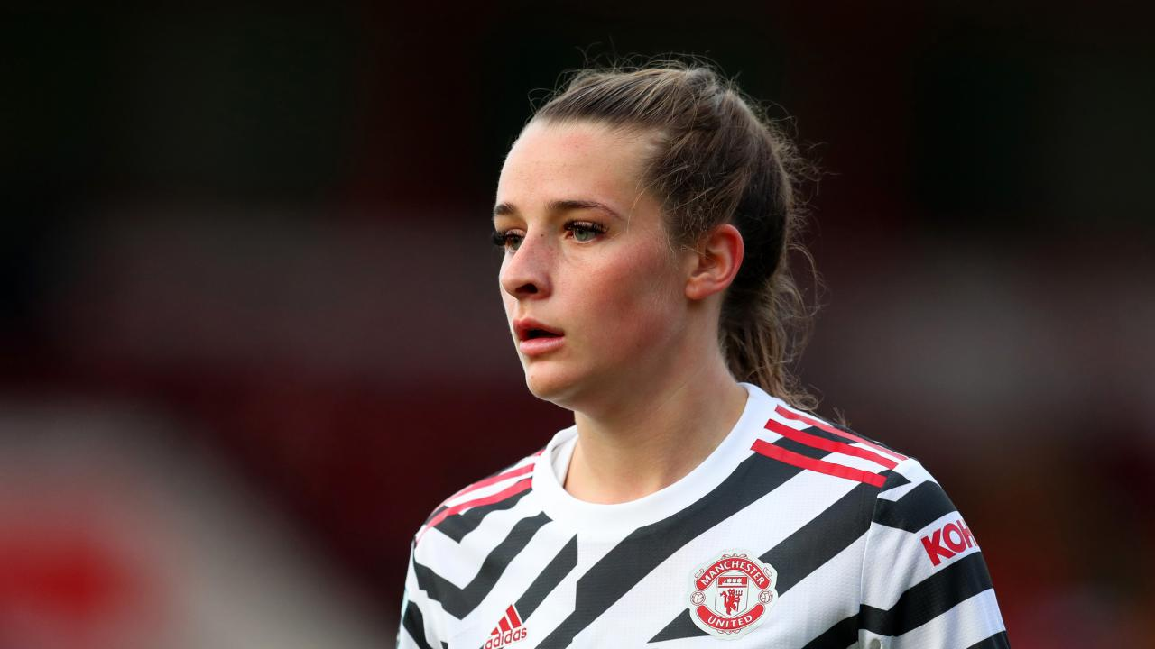 Ella Toone England call-up