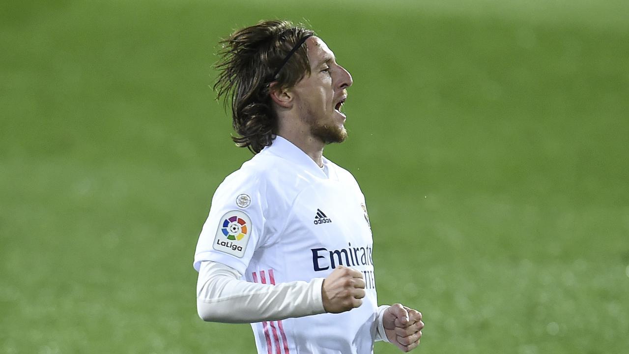 Luka Modric form