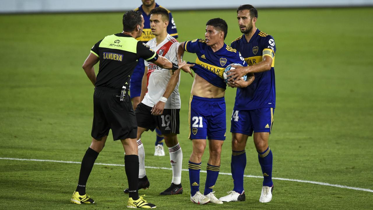 ¿Boca-River de nuevo en la final de la Libertadores?