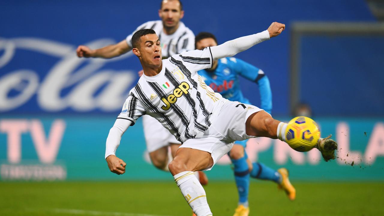 Cristiano Ronaldo most goals ever