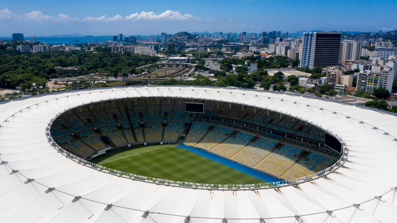The Maracanã