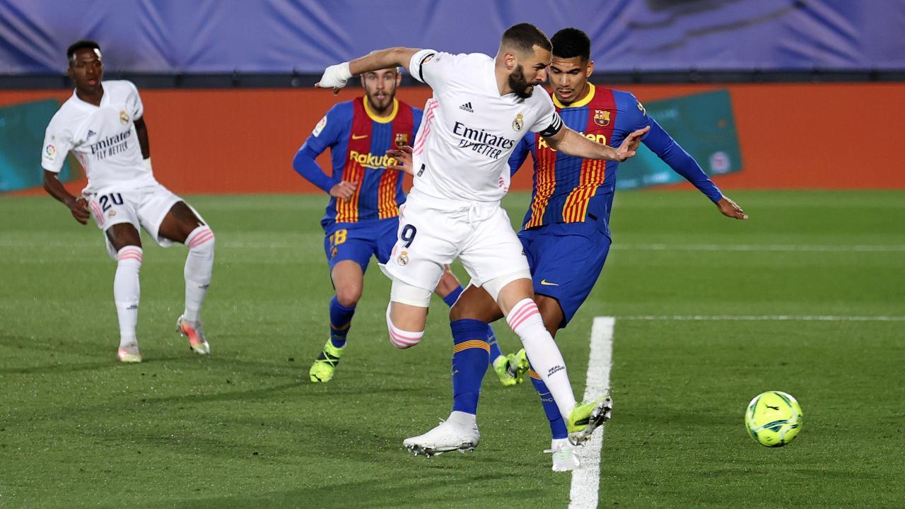 Resumen Real Madrid vs Barcelona