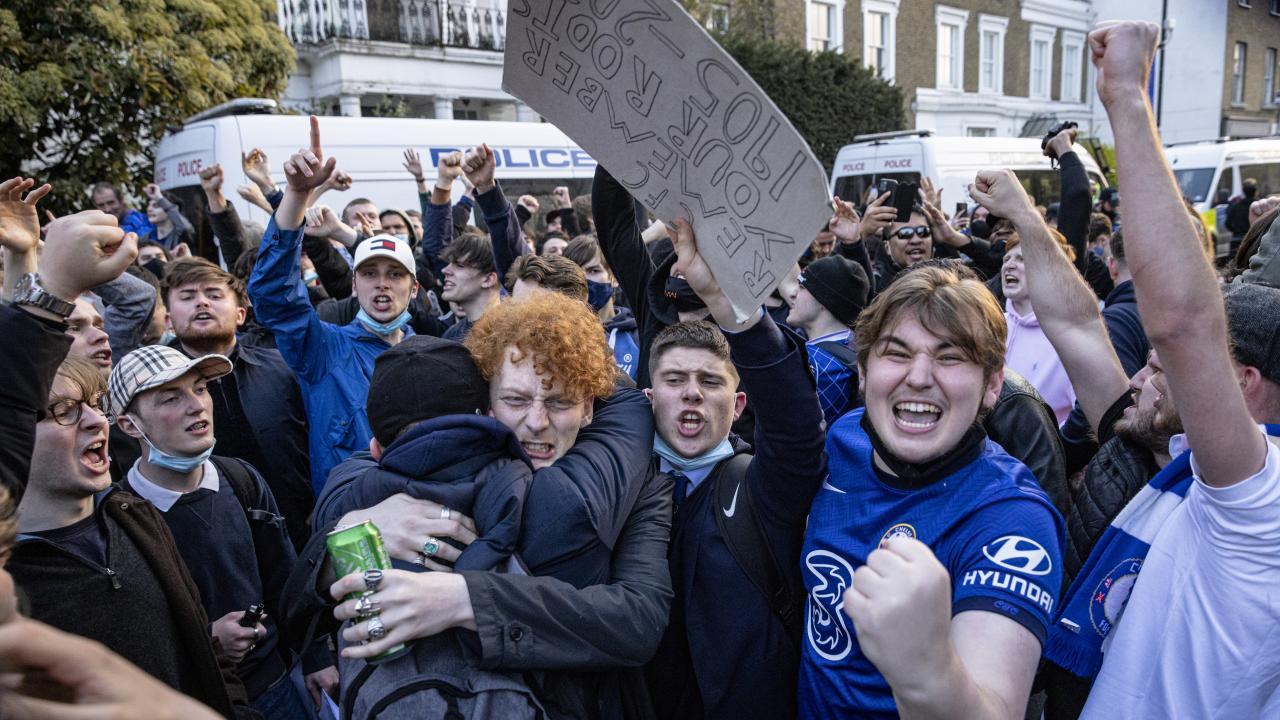 Fracaso Superliga Europea