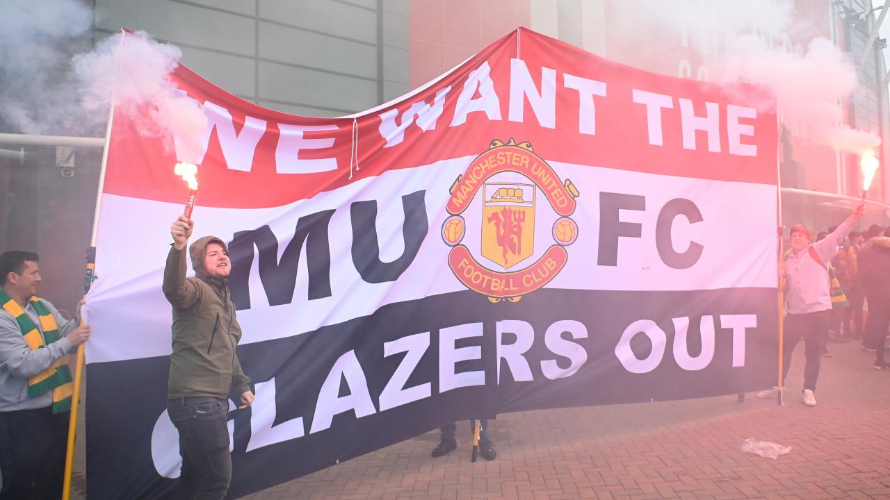 Manchester United protest reason