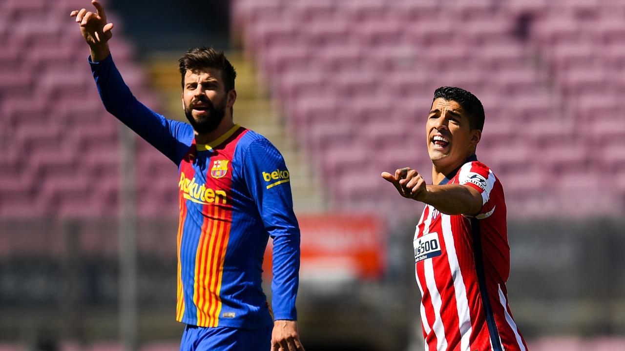 Luis Suarez vs Barcelona
