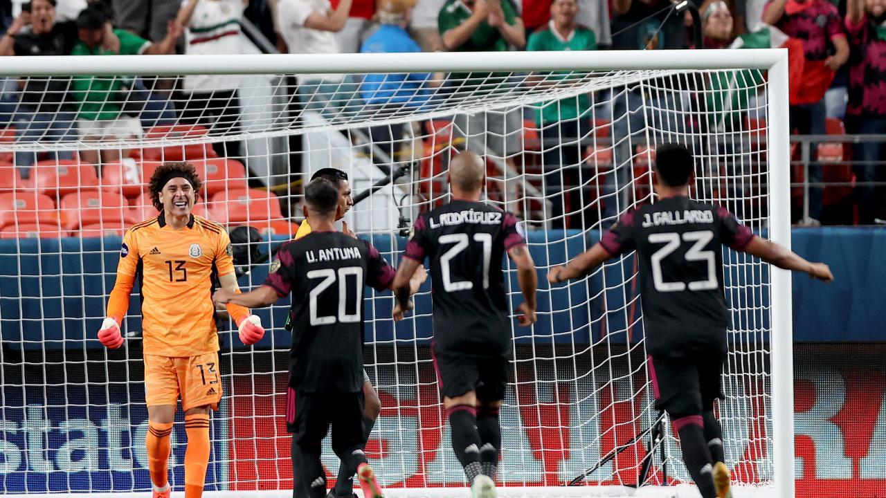 Resumen México Vs Costa Rica Nations League