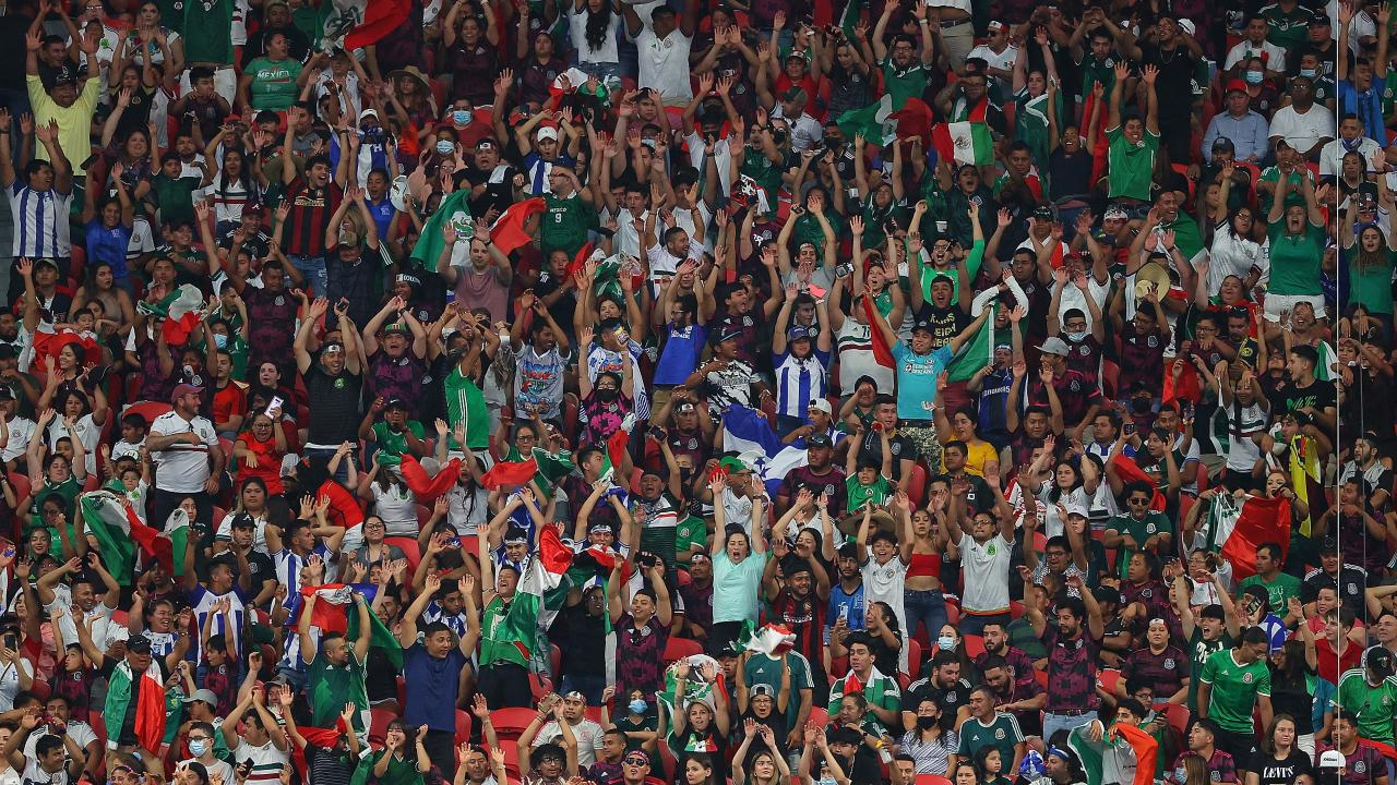 Mexico Chant Ban Handed Out