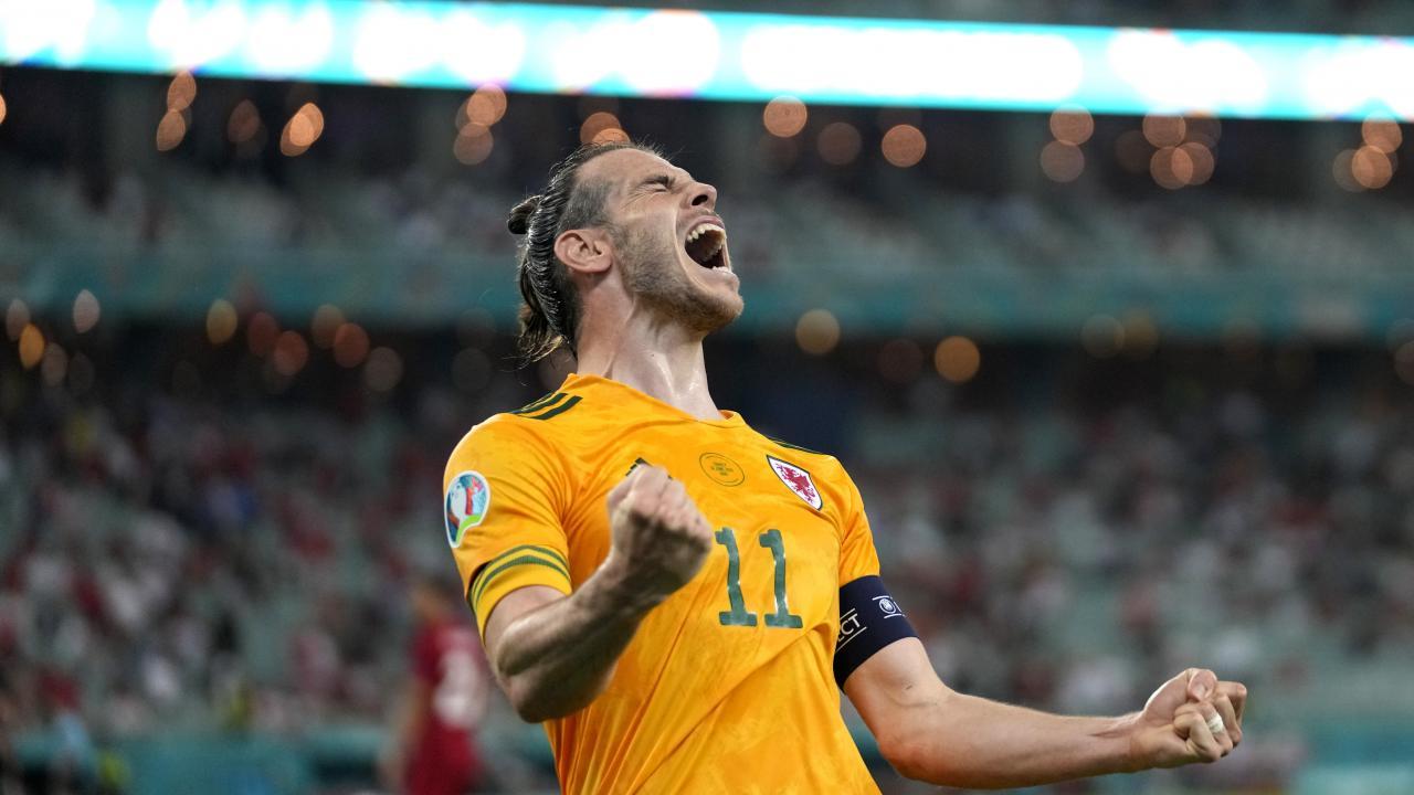 Gareth Bale vs Turquía