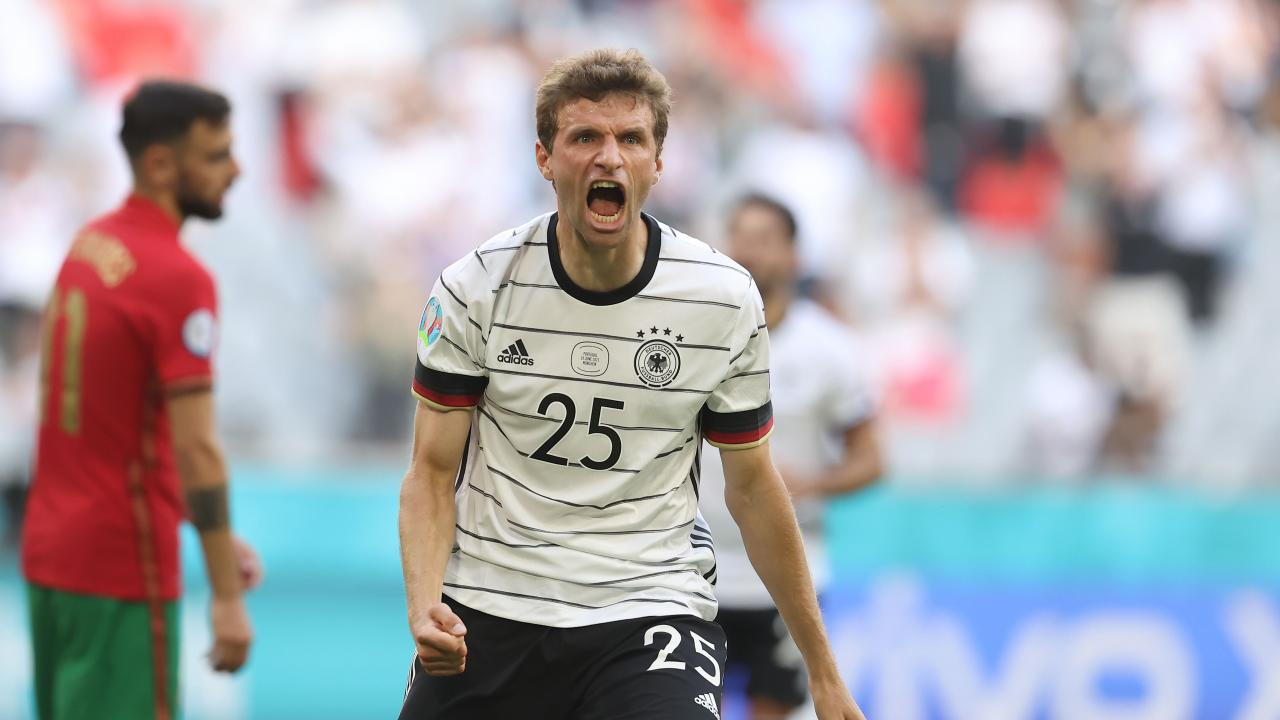 Thomas Muller injury