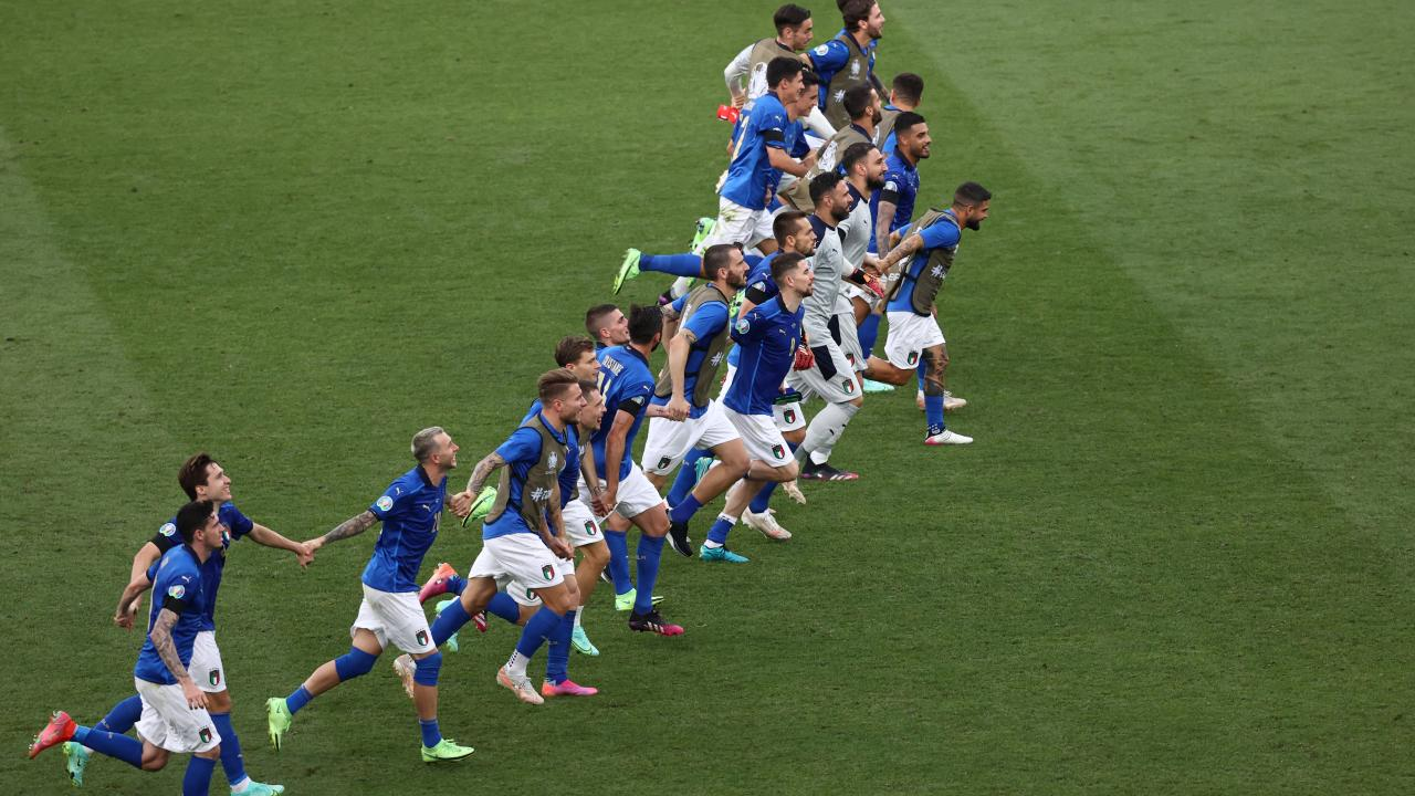 Euro 2020: Italy wins Group A