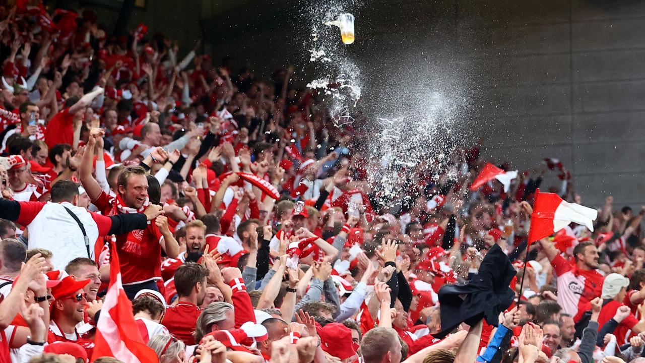 Euro 2020: Denmark Round of 16