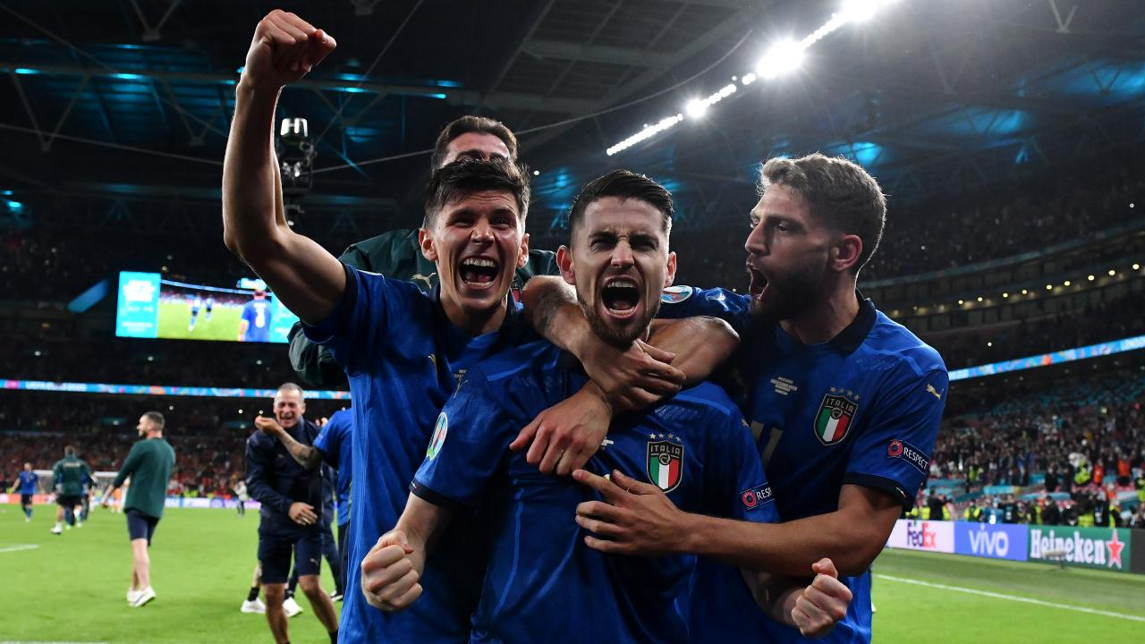 Italy vs Spain penalty shootout