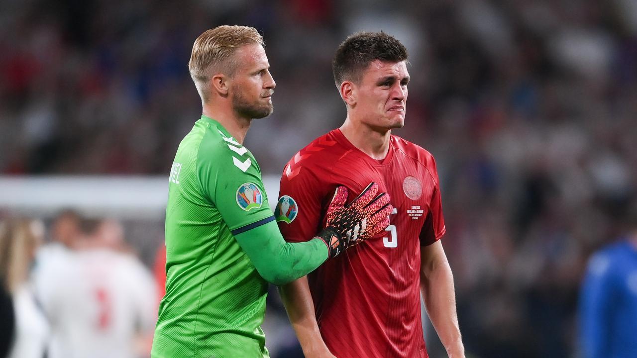 Euro 2020: Denmark vs England