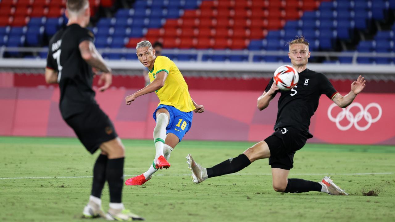 Tokyo Olympics: Brazil vs Germany