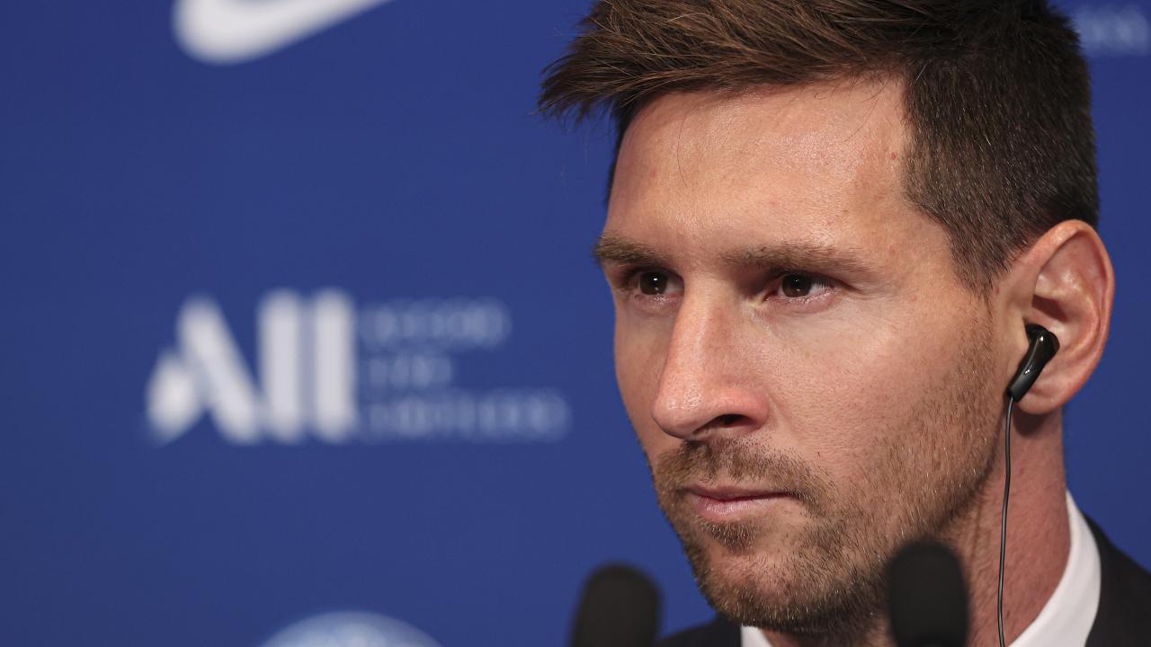 Messi PSG debut