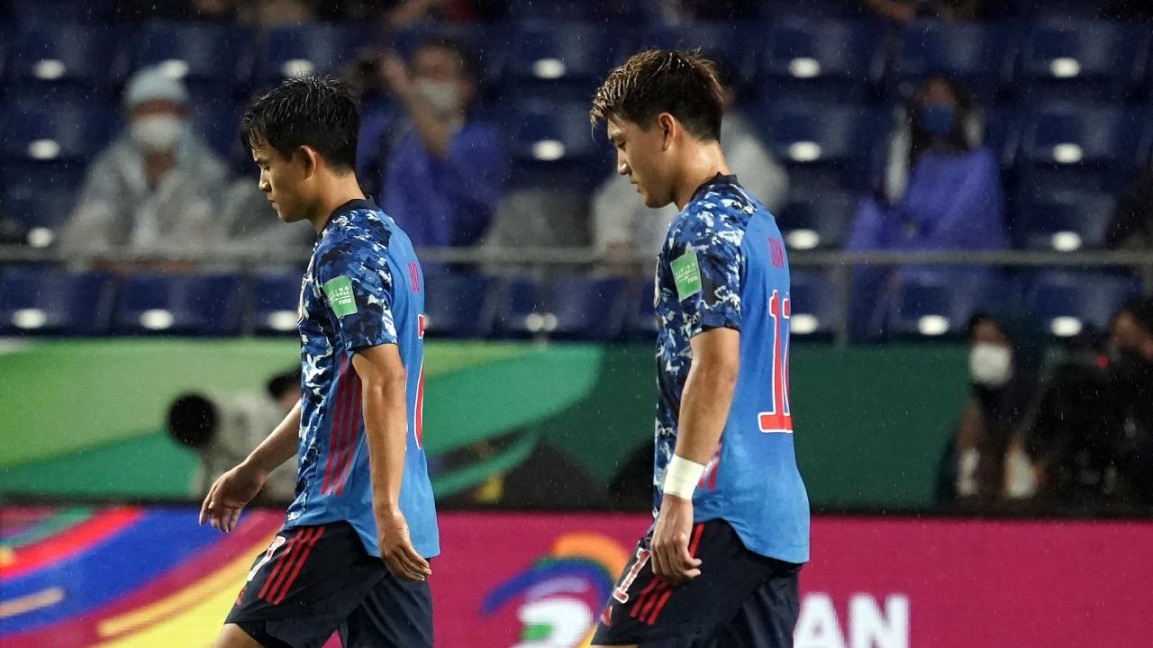 Japan upset by Oman in WCQ