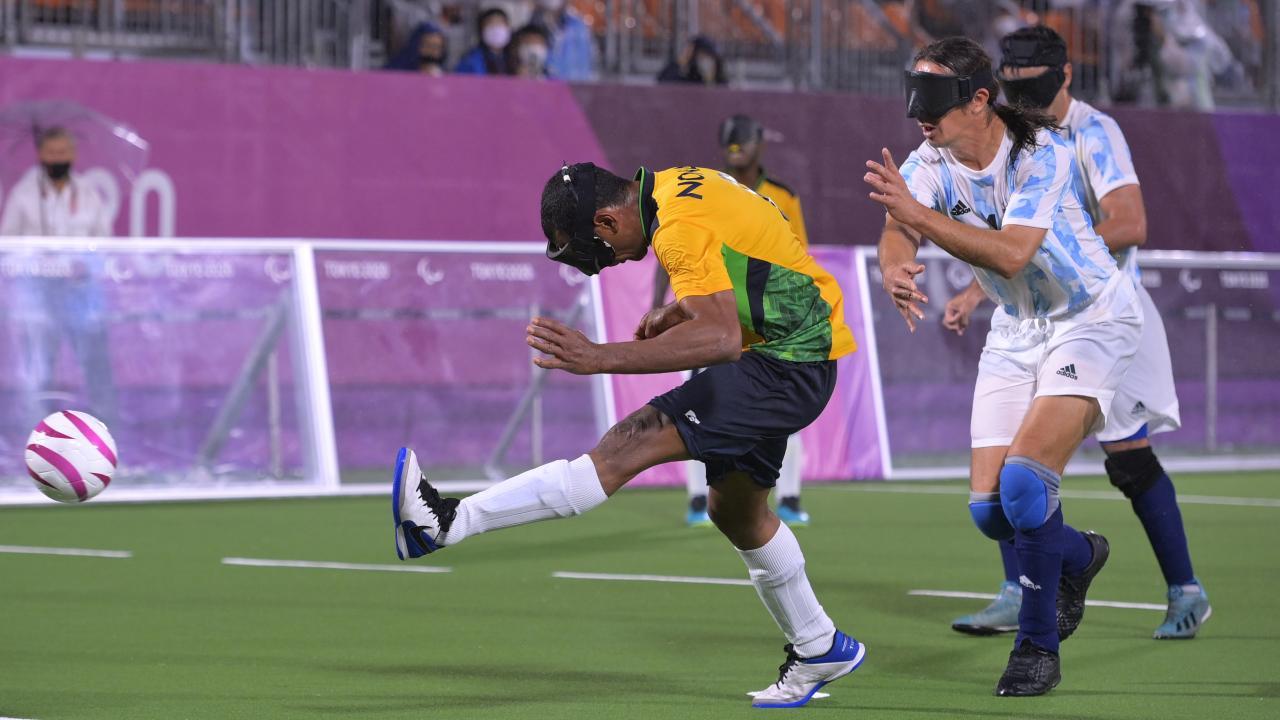 Soccer at Paralympics