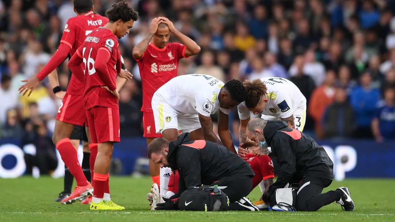 Harvey Elliott injury