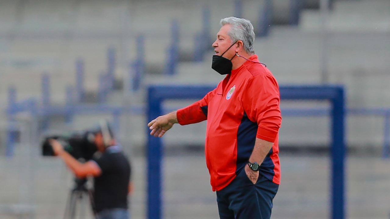 Vucetich despedido de Chivas
