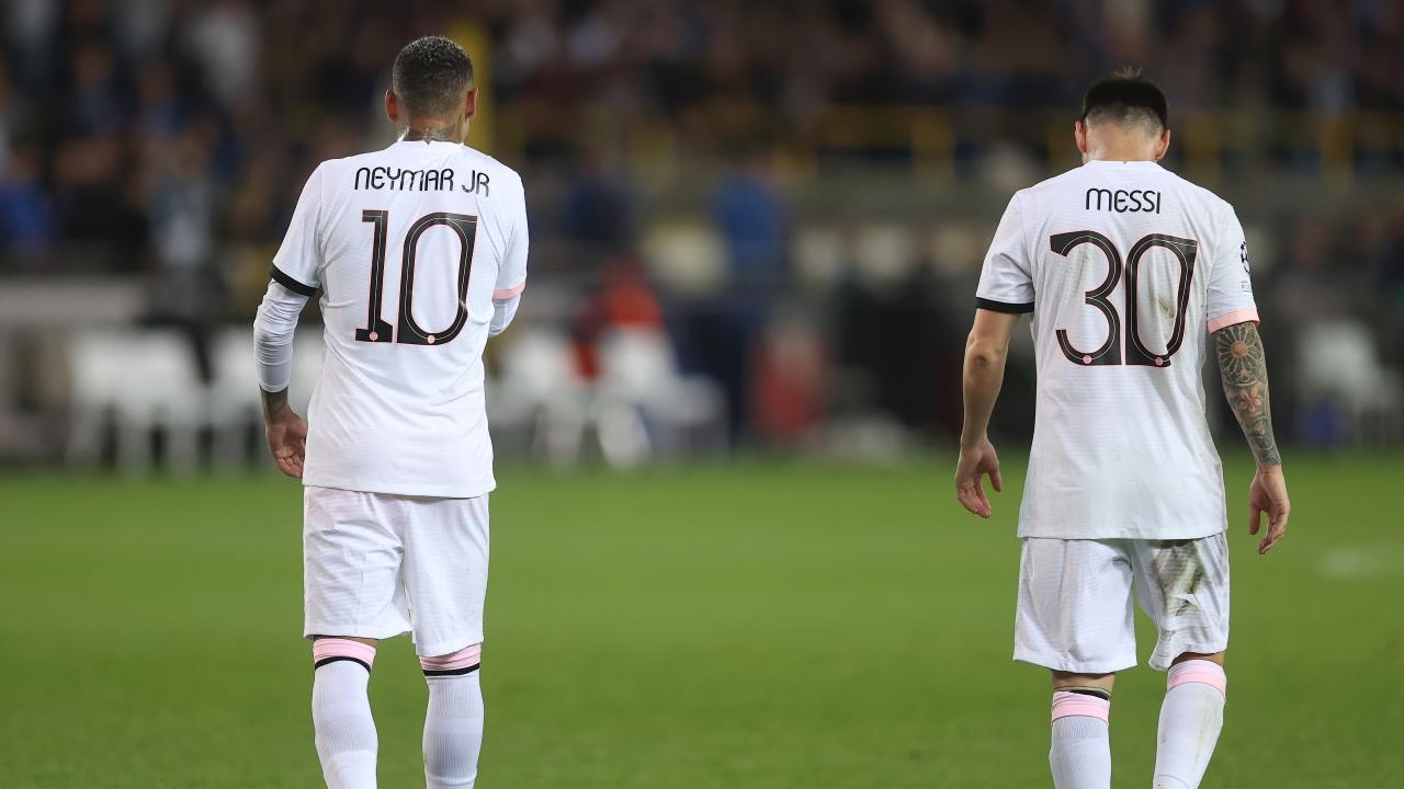 Messi PSG Contract Money