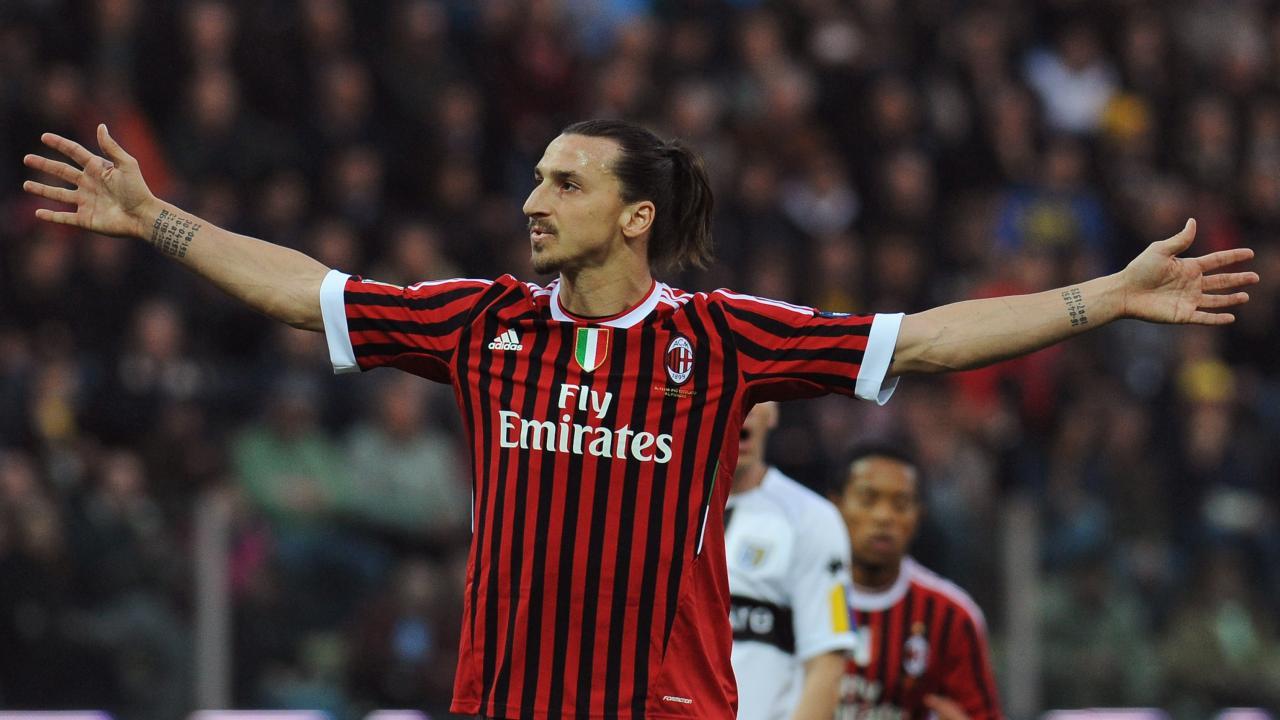 Zlatan Ibrahimovic AC Milan Return Number, Salary And Potential ...