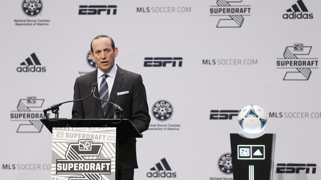 MLS SuperDraft purpose