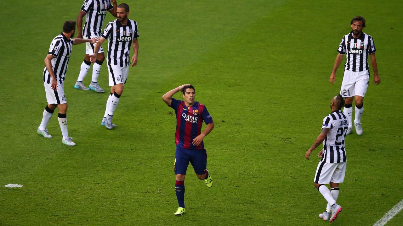 Luis Suarez Juventus transfer