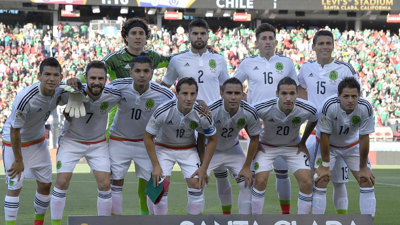 México 0 - Chile 7
