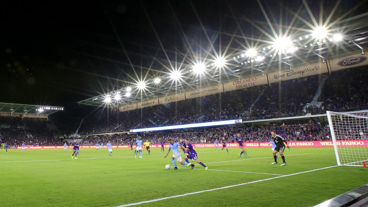 MLS return in Orlando
