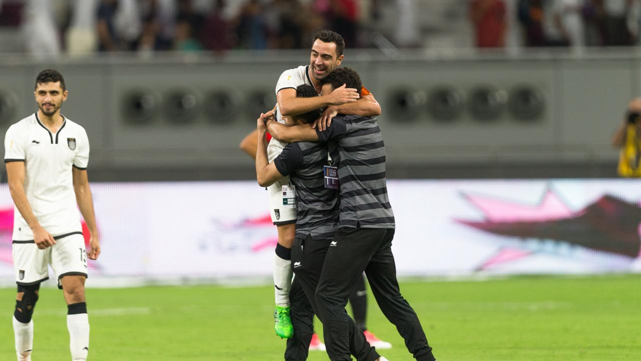 Xavi Al Sadd highlights