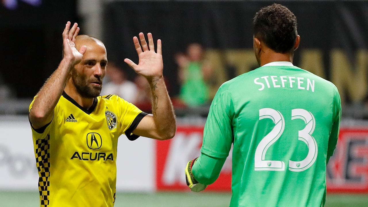 Zack Steffen Highlights Columbus Crew