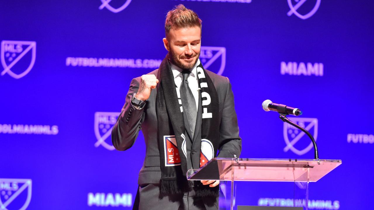 Cavani Inter Miami