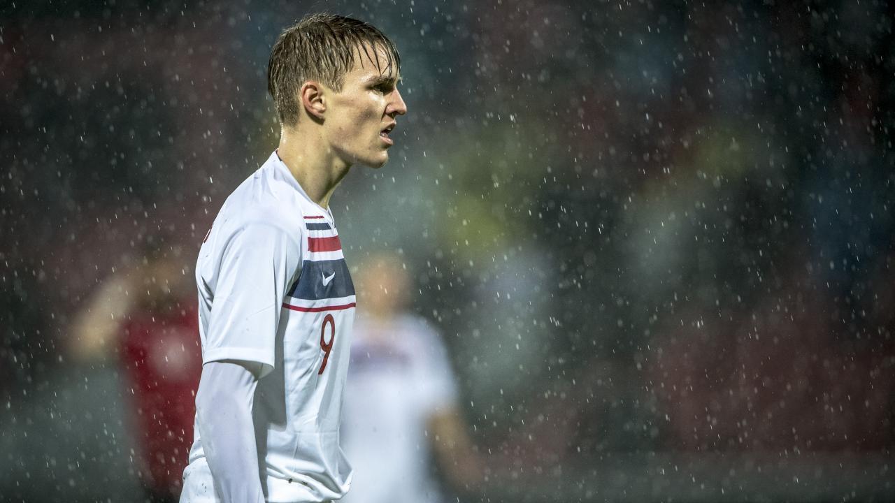 Martin Odegaard Transfer News