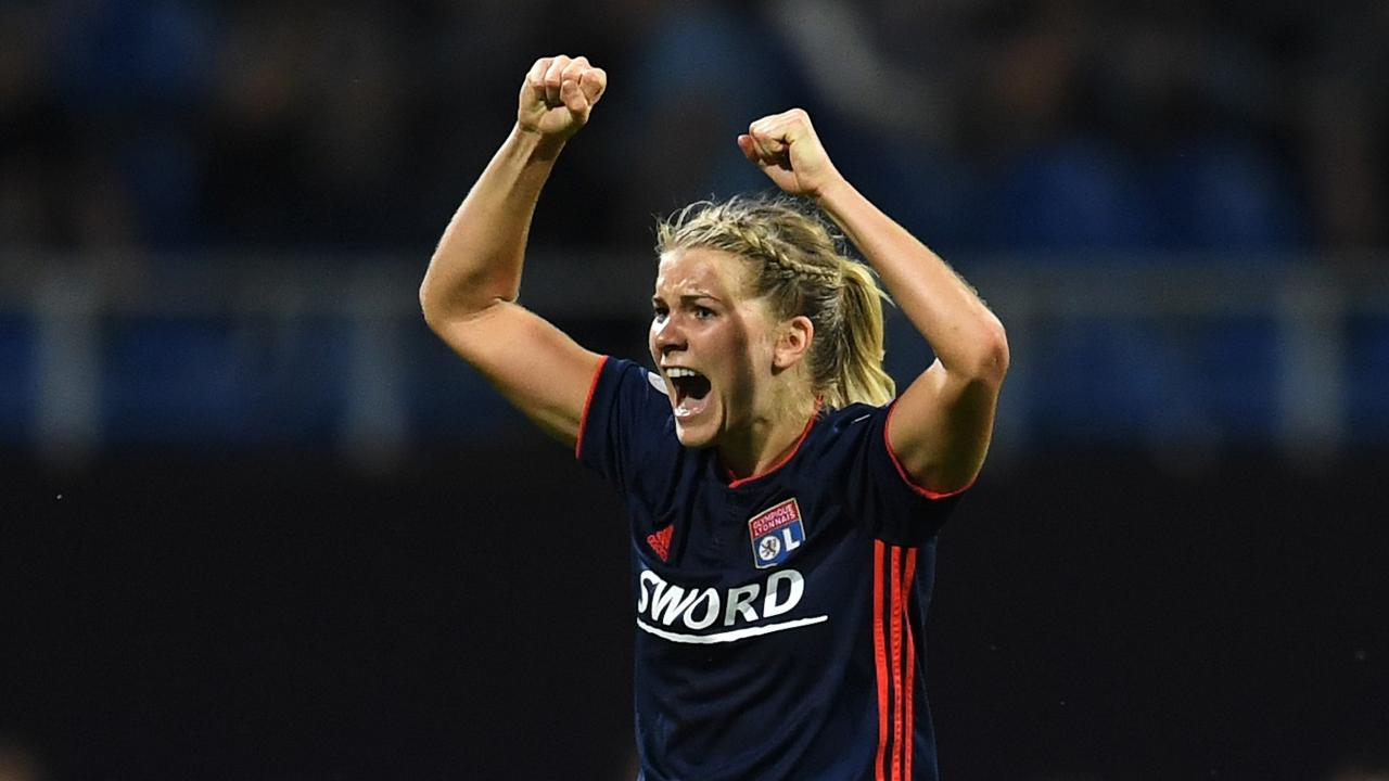 Ada Hegerberg highlights