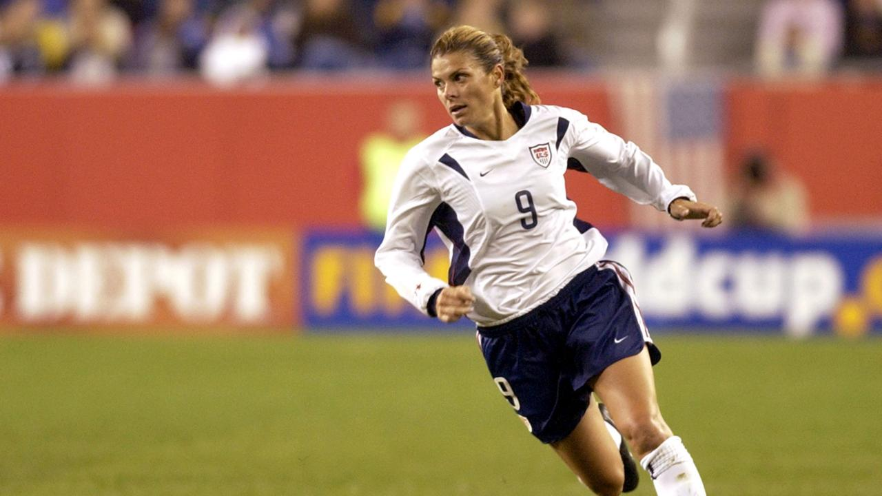 Best Female Soccer Players Of All Time