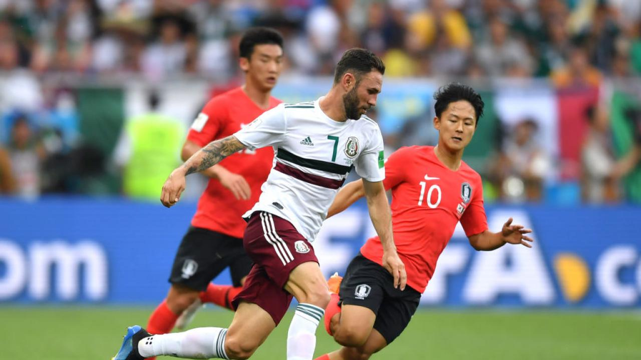 Miguel Layun World Cup Performance Has Been Sensational