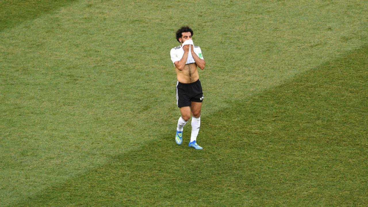 Egypt vs Saudi Arabia highlights