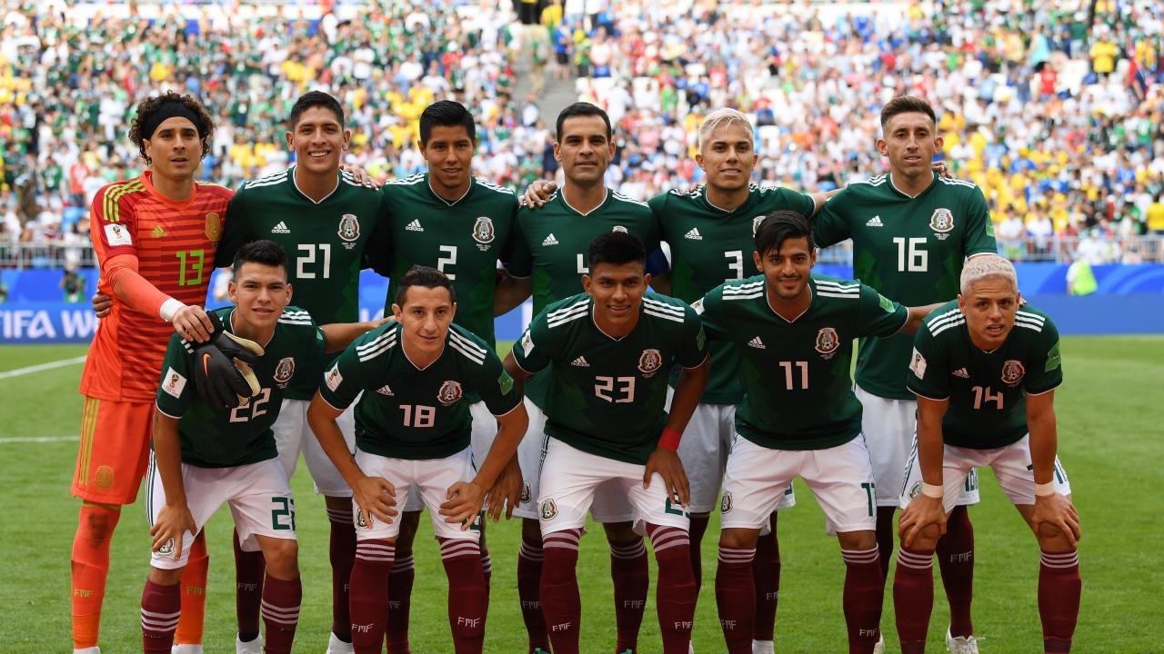 Jersey Verde de México